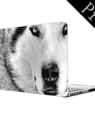 "Best Ever White Wolf Design Full-Body Protective Plastic Case for MacBook Pro 13""/15"" (Non-Retina)"