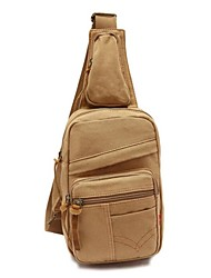 Unisex High Quality Outdoors Fashional Canvas Shoulder Bag