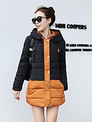 Women's Clothing Dazhongjie Bodycon Fashion Hoodies Down & Parka