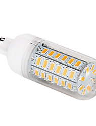 Ampoule Maïs Blanc Chaud / Blanc Froid T G9 12 W 56 SMD 5730 1200 LM AC 100-240 V