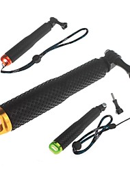 YuanBoTong   Portable Retractable Camera Self-Rod with Hand Strap for GoPro Hero3+/3/2/1