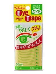 Koji  Technical Eye Tape (Wide Type) 30pcs