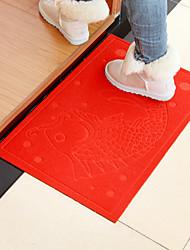 Living room/Kitchen Fish Pattern Doormats   K2121