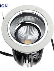 ienon® 15w 1350-1450lm 4000k натуральный белый свет Светодиодные прожекторы потолка (ac100-240v)