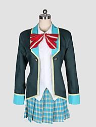 inspirado pelo clube gj mao amatsuka fantasias de cosplay
