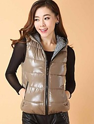Women's Hoodie Slim Vest(More Colors)