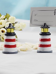 Place Cards and Holders The Lighthouse Card Holder Seats(4pcs/lots)