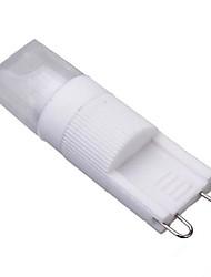 Ywxlight® 3w g9 led corn lights 1 cob 270 lm blanc chaud / cool blanc réglable 220-240 v