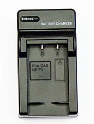 caricabatteria fotocamera per casio cnp70