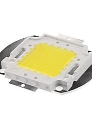 100w 9000Lm 6000K koel wit led-chip (30-35v)