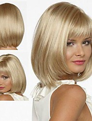 Women's Fashion Short Hair Wig Scorpio Wig  with Full Bang