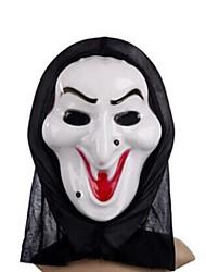 sorcière pvc difficile de masque d'Halloween