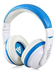 Vykon MQ55 3.5mm écouteurs intra-auriculaires stéréo avec microphone et 1,2 m de câble (couleurs assorties)