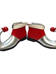 Botas ( Rojo ) - Comfort - Sintético