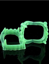 Fancy Dress Party Halloween Zombie Vampire Dentures
