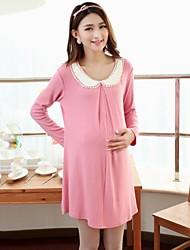 robe d'automne lâche des femmes enceintes de incern®maternity