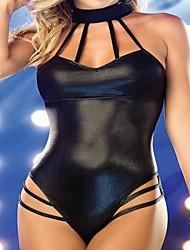 condoer jumpsuits cinto lingerie feminina