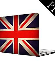 """diseño de la bandera del Reino Unido de cuerpo completo caja de plástico protectora para el MacBook Pro de 13 """"/ 15"""" (no retina)"""