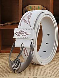 Men Waist Belt , Work/Casual Leather