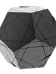 MF8 enigma dodecaedro nove centímetros mestre kilominx cubo mágico (preto)