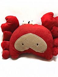 Krabben-Stil, Sound Spielzeug Hunde und Katzen (1 Stk, rot)