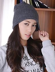 venta caliente de otoño e invierno montones de moda unisex de casquillo del sombrero turbante