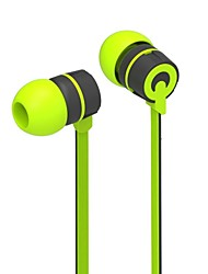YISON CX320 In-ear Wire Headset for iPhone 6/6plus/5S/4S/5 Samsung S4/5 HTC and Other Mobile Devices(Assorted Color)