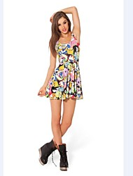 Adventure Time Bro Ball Skater Dress Night Club Costume