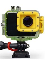 excam06 hd 135 ° de largura 20m ângulo impermeável esportes câmera filmadora para esportes radicais