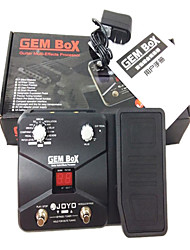 Comprehensive Guitar Effect inStrument GEM BOX With Pedal Swing, Changed The Sound Guitarist Necessary
