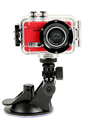 Full HD 1080P Sports Camera for Sports Shooting with Wifi Function Gopro FPV Camera