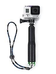 Accessoires pour GoPro,Monopied VisPour-Caméra d'action,Gopro Hero 3+ Gopro Hero 5 Gopro 3/2/1 Sports DV 1pcscaoutchouc en alliage
