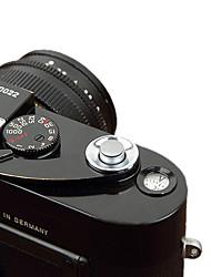 cam-in cam9062 mini pulsante di scatto della fotocamera dedicato (grigio acciaio)