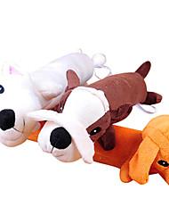 juguete de la felpa animales de entonación para algunas compras perro clasificado