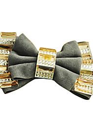 Poron Bowknot Decorative Accents for Shoes 1 PCS