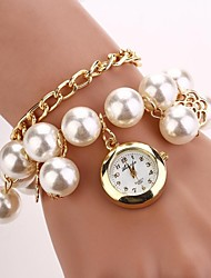 Women's Round Dial   Bracelet  Quartz  Watches C&D-132