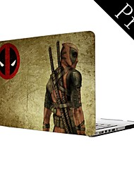 "Dead Pool Wade Wilson Marvel Comics Design Full-Body Protective Plastic Case for MacBook Pro 13""/15"" (Non-Retina)"