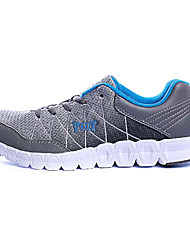 Men's Running Shoes Fabric Blue/Brown/Gray