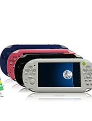 c4302 andirod 4.0 console de jeu de 4,3 pouces a8 écran tactile 1,2 GHz 2.0 mp tablette caméra vidéo mp3 mp4 joueur de jeu