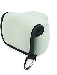neoprene dengpin® morbido protettivo fotocamera triangolo della copertura del sacchetto cassa interna per canon eos m eosm2 EOS mii con obiettivo