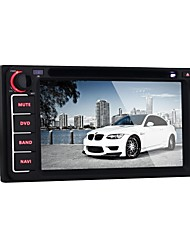 JOYOUS Android 4.2 7'' 2 Din Universal Car DVD Player for Toyota with GPS,BT,RDS,WIFI,CANBUS,Touch Screen,CAN-BUS