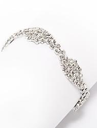 Women's Fashion/Personalized Bracelet Cubic Zirconia/Alloy Cubic Zirconia