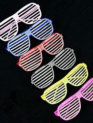 adultes volets en plastique parti glassess