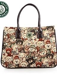 DAKA BEAR® Casual Handbag New Tote Female Bag Hobo Bag Beach Bag