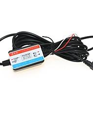 2,3 12V ~ 24V Auto-Ladegerät DVR eigene Stromversorgung Spannungsschutz für Auto-DVR Telefon
