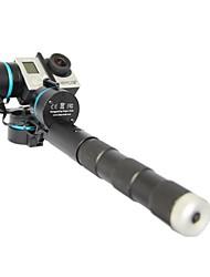 Feiyu FY-g3 ultra-3 eixos cardan alça brushless câmera GoPro estável para montar para gopro
