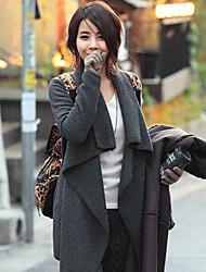 ENONE Women's Winter New Fashion Tweed Coat