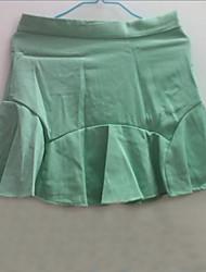 Office Lady mousseline de soie jupe courte des femmes