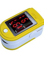 hogar médico contec refiere a sujetar tipo pulsioximetría instrumento CMS50DL frecuencia de impulsos