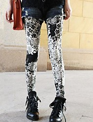 leggings femmes imprimés